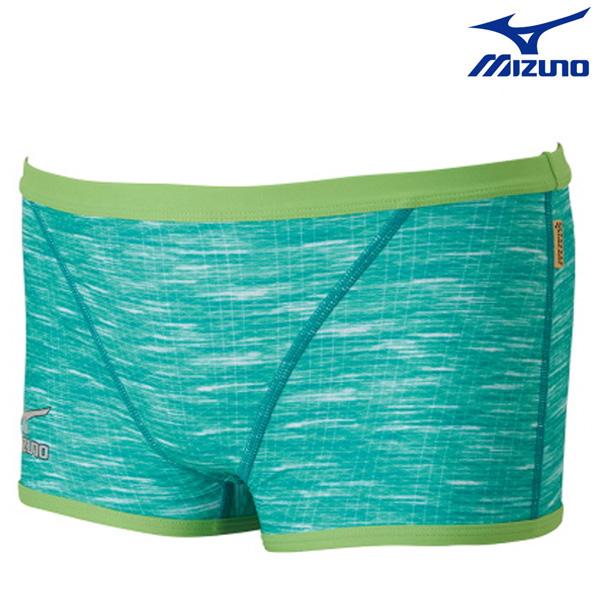 N2XB7075[32] MIZUNO 미즈노 숏 사각 탄탄이 수영복
